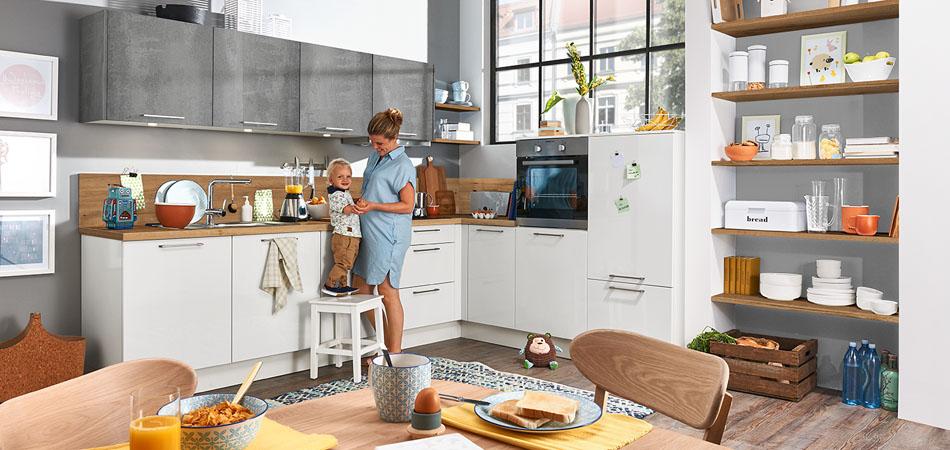 Küche 17499