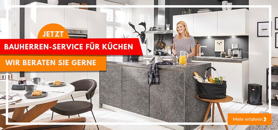 Bauherren-Service für Küchenplanung