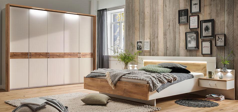 Schlafzimmerm bel im m bel kraft onlineshop kaufen - Mobel kraft gardinen ...