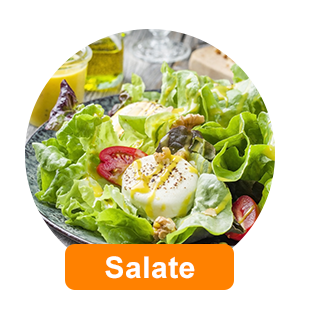 Großes Salatbuffet bei Möbel Kraft