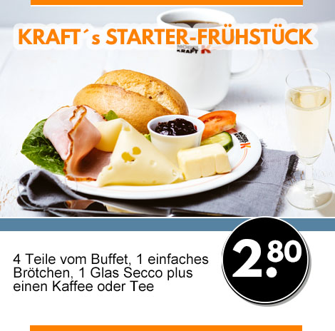 Kraft Starter Frühstück