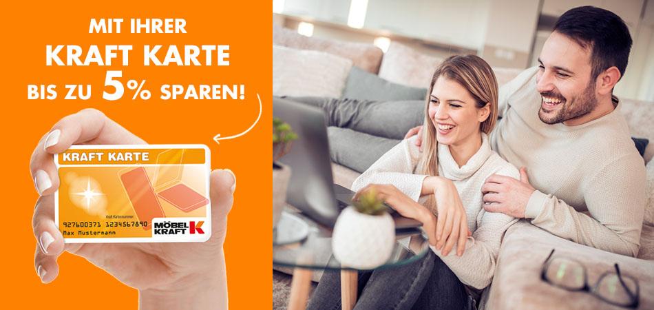Kunden Karte Von Möbel Kraft Sparen Und Vorteile Nutzen