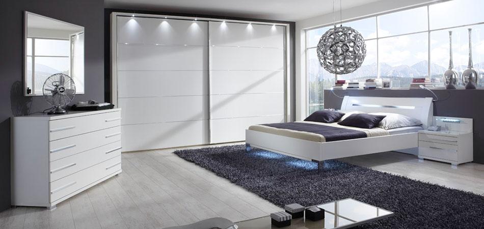 Schön Schlafzimmer überbau Komplett Fotos >> Bettuberbau P Max ...