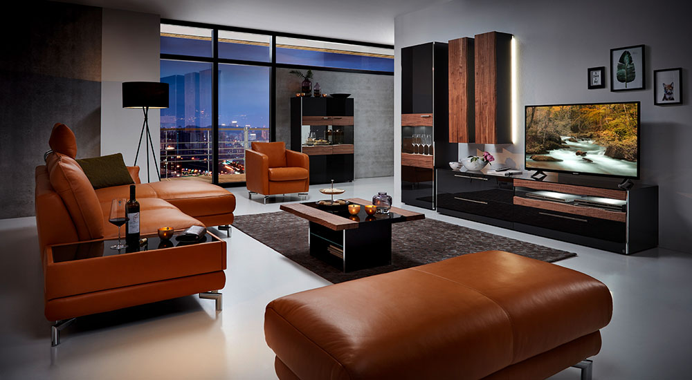 m bel von leonardo living bei m bel kraft online kaufen. Black Bedroom Furniture Sets. Home Design Ideas