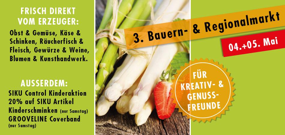 3. Bauern und Regionalmarkt