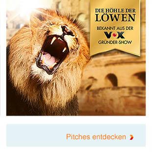 Produkte aus der Sendung Die Höhle der Löwen
