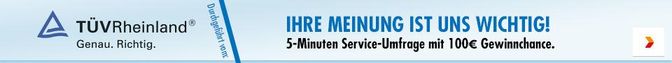 TÜV-Service-Umfrage