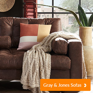 Gray & Jones Sofas