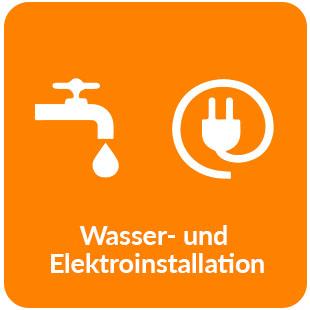 Wasser - und Elektroinstallation