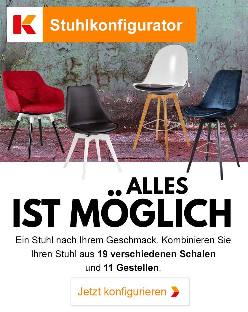 Küchenstühle online kaufen bei Möbel Kraft