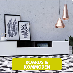 Regale & Boards nach Maß