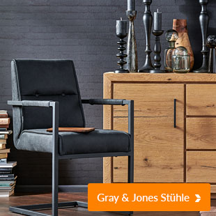 Gray & Jones Stühle