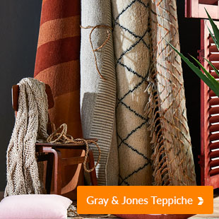 Gray & Jones Teppiche