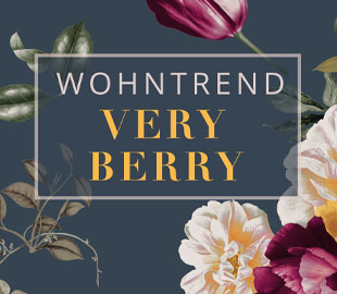 Very Berry Wohntrend