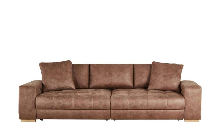 bobb big sofa cognac braun bei m bel kraft online kaufen. Black Bedroom Furniture Sets. Home Design Ideas