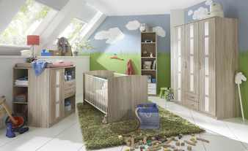 Babyzimmer, 6-teilig