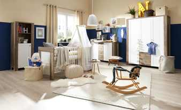Babyzimmer, 4-teilig