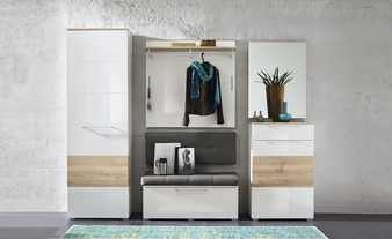 Garderoben-Set, 5-teilig