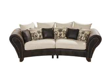 smart Big Sofa im Kolonialstil  Nadja