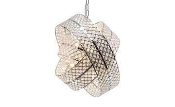 KHG Pendelleuchte mit verstellbaren Metallringen