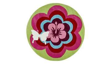 Esprit Handtuft-Teppich  Fantasy Flower