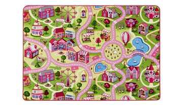 HOME STORY Webteppich  Sweet Village