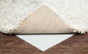 Teppich-Stopp für glatte Bodenbeläge