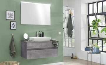 Badezimmer-Kombination