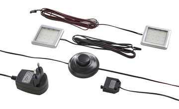 uno LED-Beleuchtung, 2er-Set  Bana