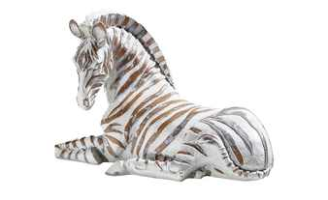 Dekofigur   Zebra