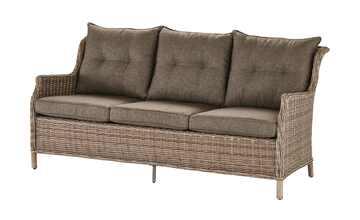 a casa mia Sofa-3 Sitzer   Florenz 2