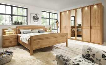Woodford Schlafzimmer, 4-teilig  Lausanne