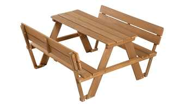 Roba Kindersitzgruppe  Picknick für 4