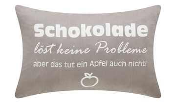 HOME STORY Kissen  Sprüche