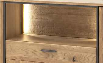 Woodford LED Beleuchtung  Sania