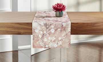 HOME STORY Tischläufer  Kirschblüten