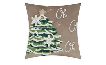LAVIDA Kissen  Weihnachtsbaum