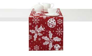 LAVIDA Tischläufer  Goblin Weihnachten