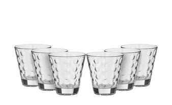 Whiskybecher, 6er-Set  Optic