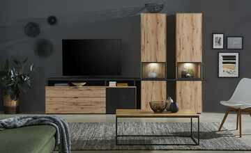 Wohnkombination, 4-teilig