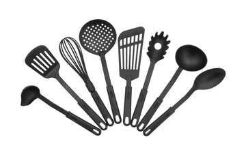 Nylon-Küchenhelfer-Set, 8-teilig