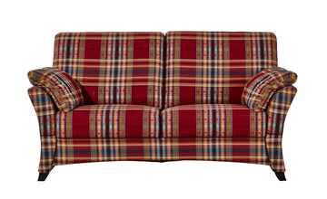 Sofa 2,5-sitzig, verstellbare Armlehnen