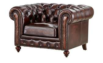 uno Sessel  Chesterfield