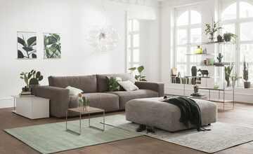 Gallery M Big Sofa