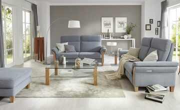 Wohnwert Sofa Hellblau  Andrea