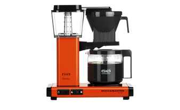 Moccamaster Kaffeeautomat  KBG 741 AO Orange