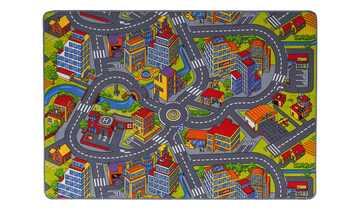 HOME STORY Webteppich  Straßenteppich