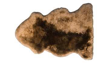 Wollschaf-Lammfell