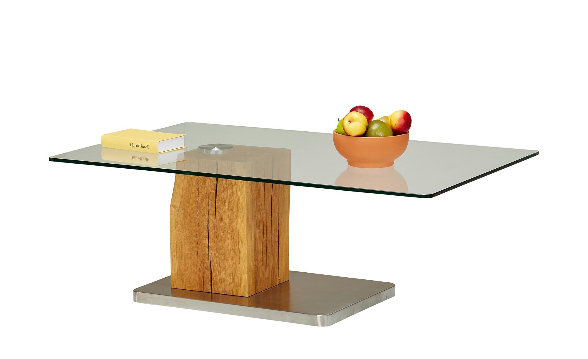 Couchtisch Holz Metall Glas, gefunden bei Möbel Kraft