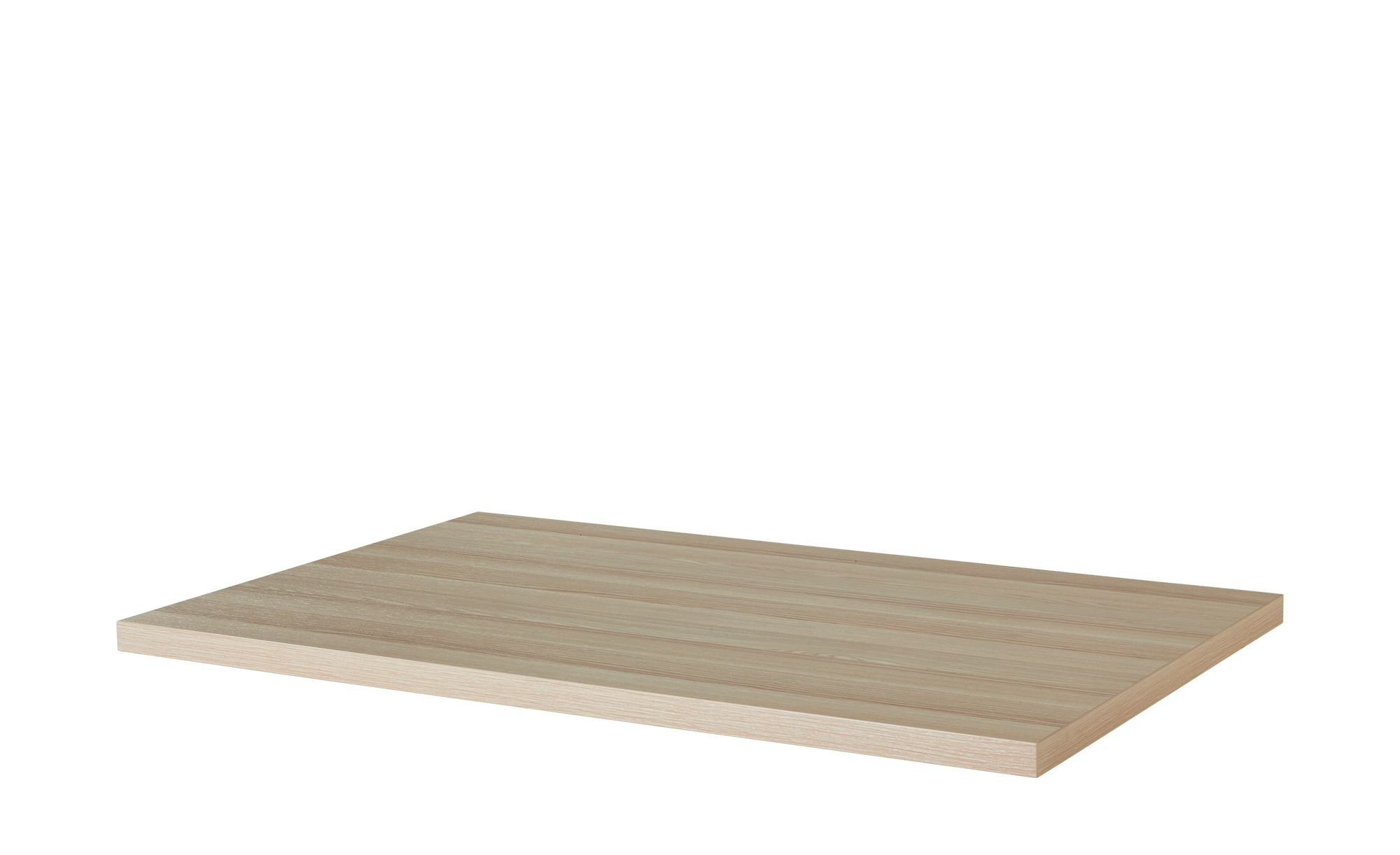 Schreibtischplatte - holzfarben - 150 cm - 3,5 cm - 80 cm - Tische > Tischplatten - Möbel Kraft | Büro > Bürotische > Bürotische-Zubehör | Sconto